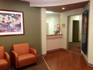 Dr. Mohrlock's office